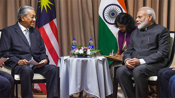 Malaysia Pm Rules Out Trade Action Over Indian Palm Oil Boycott