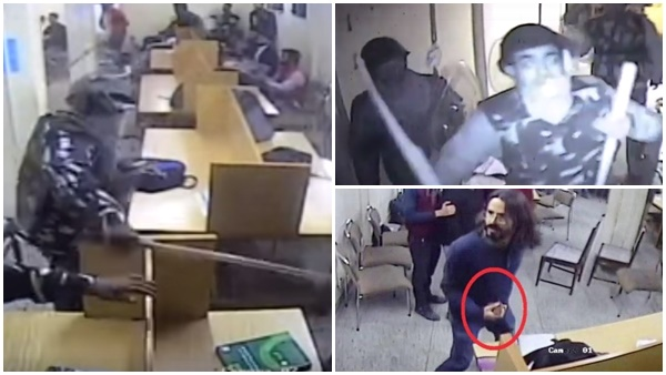 Jamia Incident Delhi Police Releases New Video For Defendin