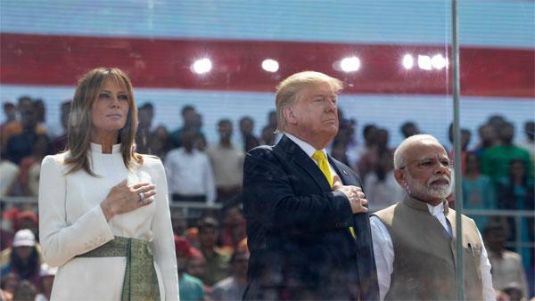 56% ഇന്ത്യക്കാരും ഡൊണാള്ഡ് ട്രംപിനെ പിന്തുണയ്ക്കുന്നു; ഒബാമയ്ക്ക് അടുത്ത്, സര്വെ റിപ്പോര്ട്ട്