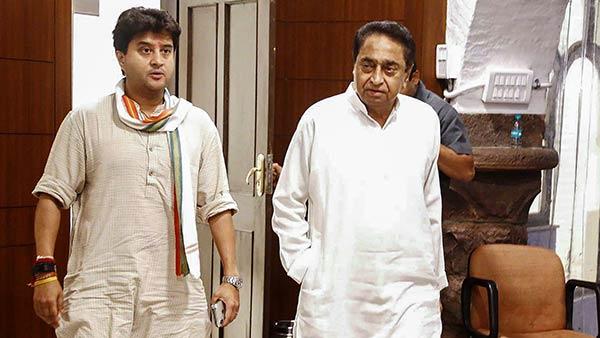 <strong>'സിന്ധ്യക്ക് ബിജെപി മടുത്തു, കോണ്ഗ്രസിലേക്ക് മടങ്ങുന്നു'; വൈറല് ട്വീറ്റിന് പിന്നിലെ സത്യാവസ്ഥ</strong>