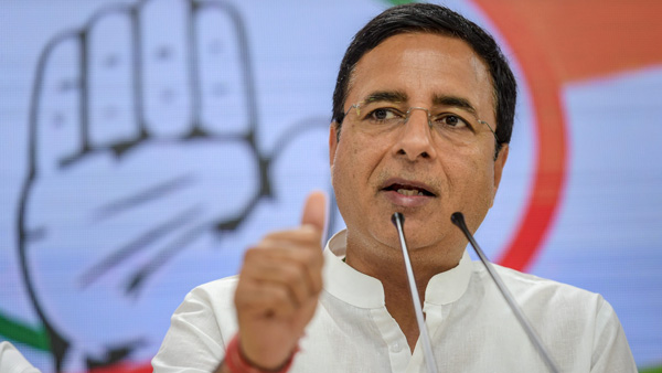 Ranjeep Singh Surjewala Criticizes Announcement Of Centres Package