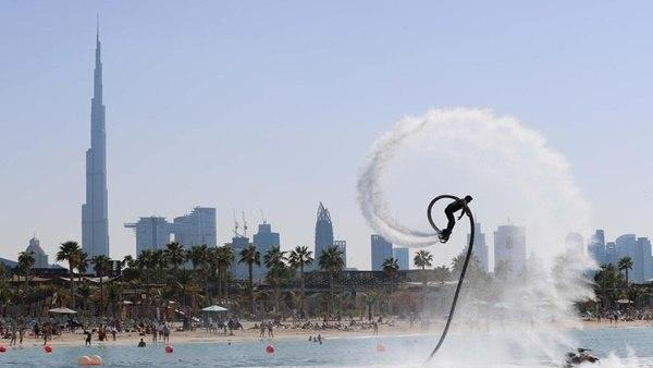 Dubai Watersports Summer Week opens