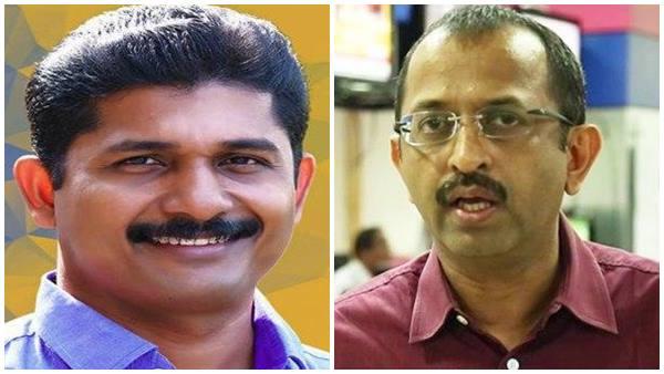 Swaraj Gave Befitting Reply To Vinu V John On Swapna Suresh Involved Gold Incidents In Asianet News