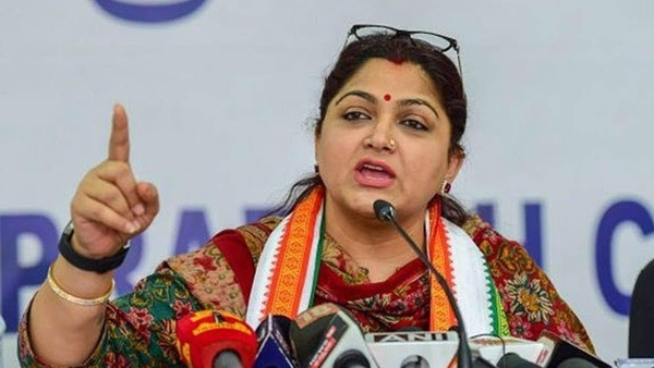 I Will Continue In The Congress Says Khushbu
