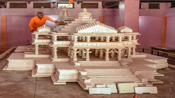 47 ലക്ഷത്തിന്റെ ഭൂമി രാമക്ഷേത്ര ട്രസ്റ്റ് വാങ്ങിയത് 3.5 കോടിക്ക്:ഇടനിലക്കാരന് ബിജെപി മേയറുടെ ബന്ധു