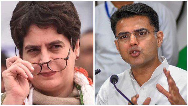 Collective Victory Of Congress In Rajathan Priyanka Gandhi Vadra Is Part Of New Panel