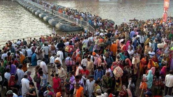 ഹരിദ്വാർ സ്ഥിതി ആശങ്കാജനകം; ഋഷിമാരോട് മടങ്ങാൻ ആവശ്യപ്പെട്ട് നിരഞ്ജനി അഘോരി വിഭാഗം