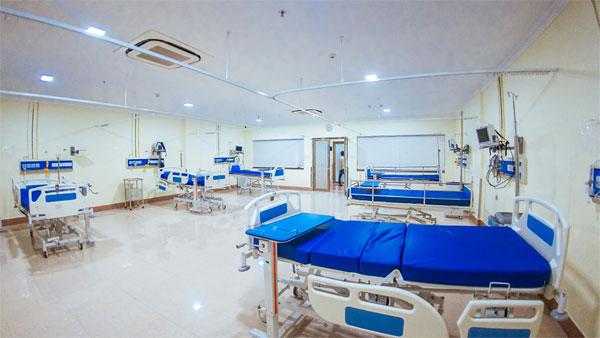 എറണാകുളം ജില്ലയില് കോവിഡ് ചികിത്സയ്ക്കായി ഒഴിവുള്ളത് 3951 കിടക്കകള്