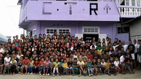 38 ഭാര്യമാരും 89 കുട്ടികളും സ്വന്തമായുള്ള \