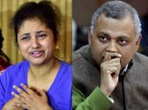 Somnath Bharti S Wife Lipika Mitra Thanks Delhi Chief Minister