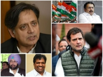 Congress May Pick Opposition Leader From South Shashi Tharoor Have A Chance