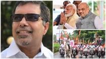 Ap Abdullakkutty Joins Bjp In The Presence Of Jp Nadda