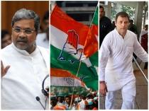 Senior Congress Leaders Of Karnataka Against Siddaramaiah Challenges
