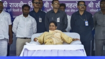 Mayawati Criticize One Nation One Election