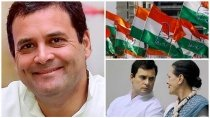 Rahul Gandhi Left To London For A Week Long Trip
