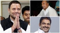 Congress Leadership Approached Ak Antony And Kc Venugopal For The Post 0f Congress Chief