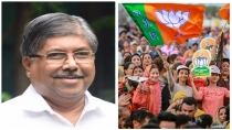 Bjp Appoints Chandrakanth Patil As New Maharashtra President
