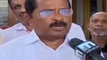 Protest Against Udf Candidate Mohanraj While Seeking Vote In Church