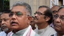 Bengal Bjp President Supports Abhijit Banerjee