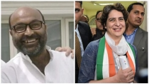 Up Congress Chief Ajay Kumar Lallu Calls Priyanka Gandhi The Second Indira