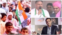 Haryana Assembly Election Virender Sehwag Campaigns For Congress