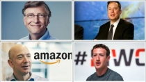 They Are The Top Ten Richest People In The World In 2020