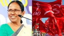 Kerala Assembly Election 2021 Kk Shailaja May Consider Thiruvananthapuram