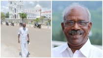 Udf Candidate Of Udumbanchola Em Augusthy Shaved His Head After Lose To Mm Mani