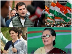 Lok Sabha Elections 2019 Priyanka May Come For Rahuls Help