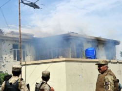 Indian Consulate Attacked Afghanistan
