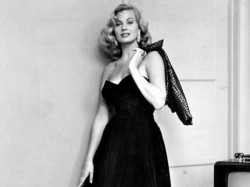 Anita Ekberg Star Of La Dolce Vita Dies At