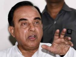 Subramanian Swamy Says Homos Are Genetically Handicapped
