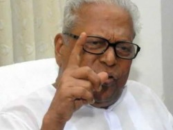 Vs Achuthanandan Comment Against Congress On Solar Issue