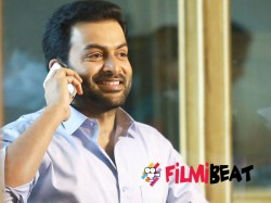 Prithviraj Best Actor Vanitha Film Award