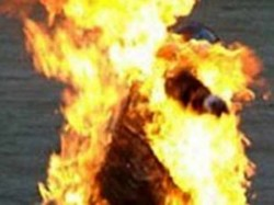 Man Mistaken As Thief Burnt Alive