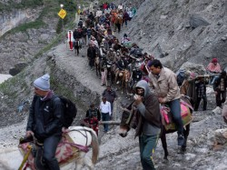 Shrine Board Directs Amarnath Pilgrims Strictly Follow Directions