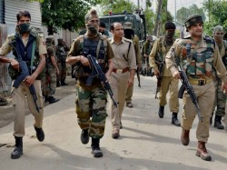 Major Ceasefire Violation Kashmir S Poonch District Pakistan