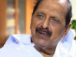 R Balakrishna Pillai Denies His Controversial Speech