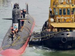 Top Secret Data On Indias Scorpene Submarine Leaked Says