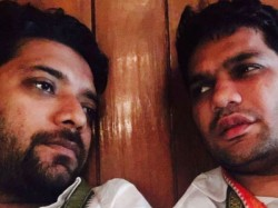 Hibi Eden And Shafi Parambil Removed To Hospital