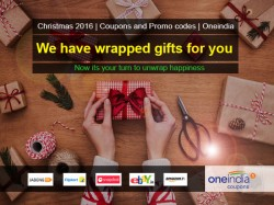 Reasons Why Shop From Oneindia Coupons This Christmas