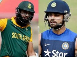 Who Is Better Numbers Game Virat Kohli Vs Hashim Amla