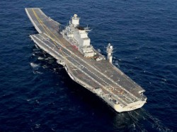 Ins Vikramaditya To Have Atm Will Operate Through Satellite Link