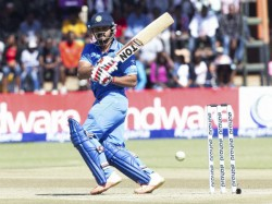 Kedar Jadhav S Phone On Silent Mode After Career Defining Hundred