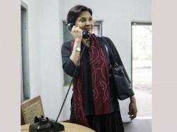 Content Should Determine The Language Art Mallika Sarabhai