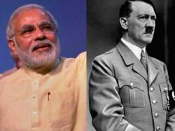 10 Disturbing Similarities Between Narendra Modi And Hitler