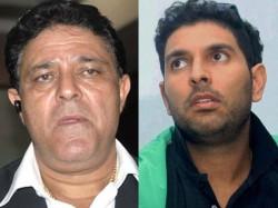 Yuvraj Singh S Father Yograj Forgives Evil Mahendra Singh Dhoni