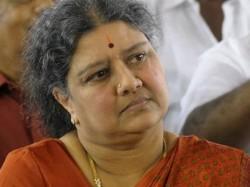Actress Ranjini Sasikala