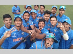 Indian Under 19 Team Have A Three Star Hotel But No Money For Dinner
