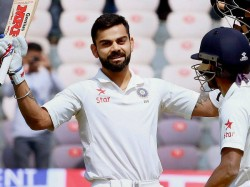 Virat Kohli Hit Just One Six In His Four Double Centuries